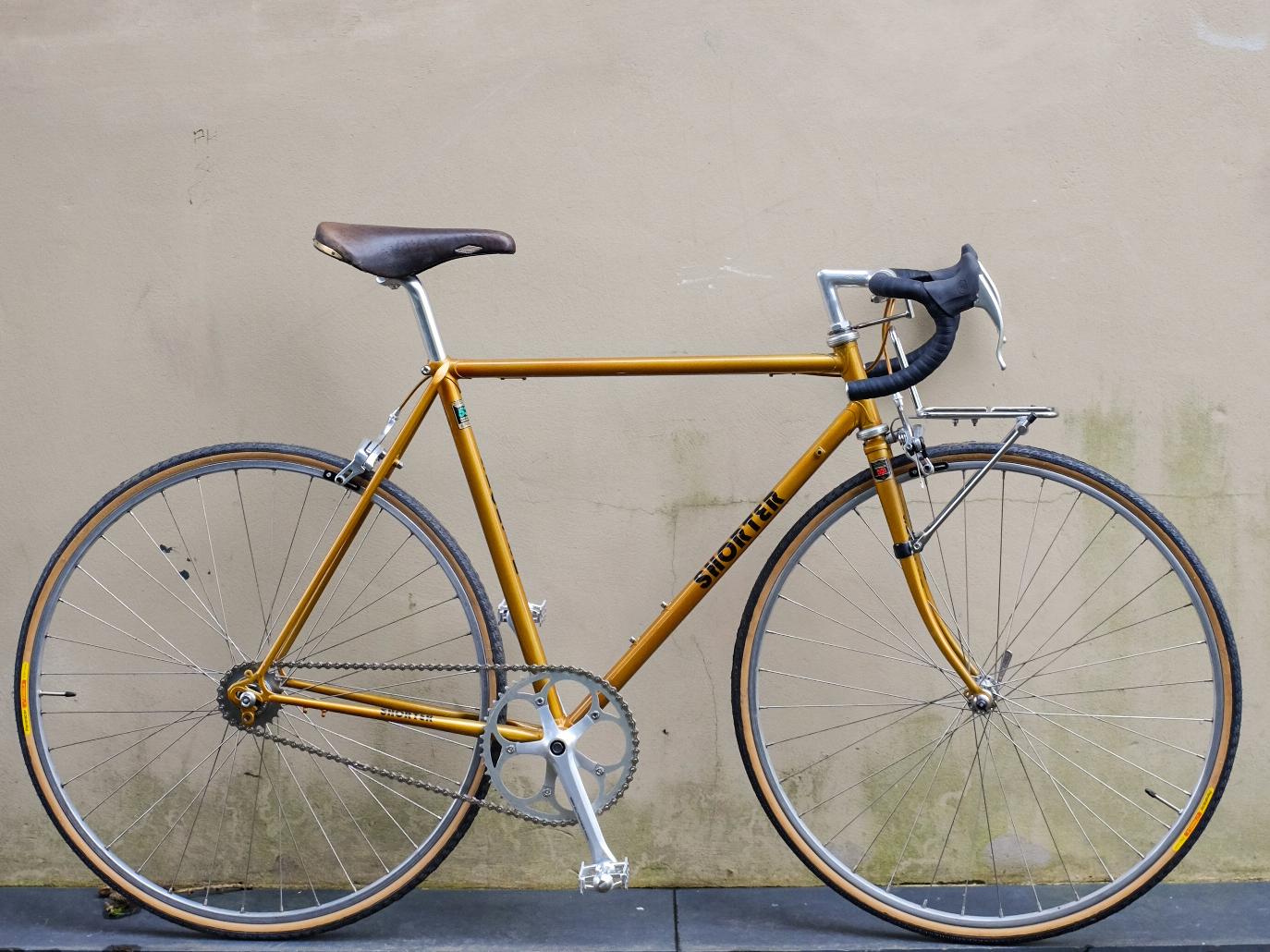 Alan Shorter Audax Bicycle